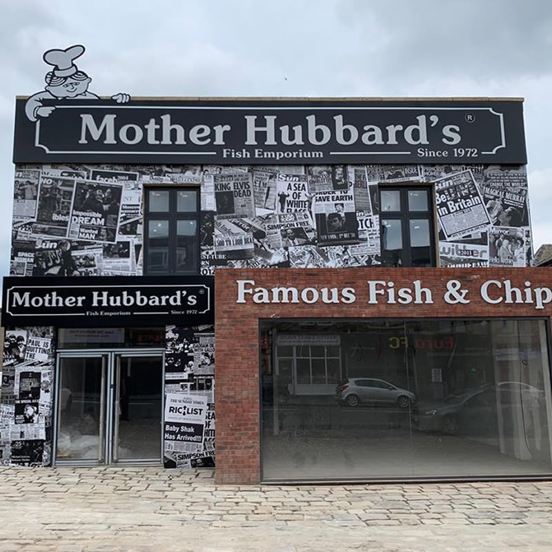 Mother Hubbard's